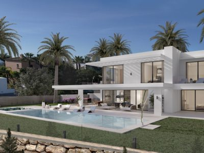 Spacious and Private Villa in Los Flamingos, Marbella