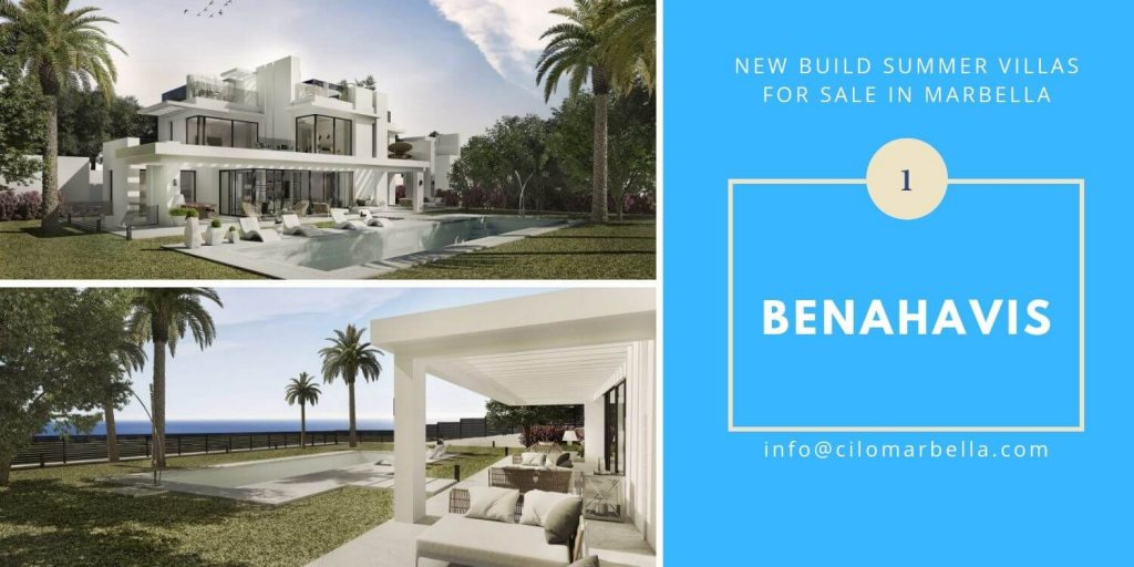New Build Villas for Sale