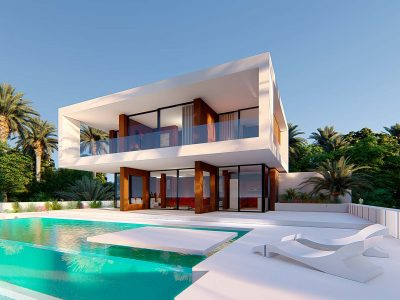 Elegant and Modern Villa in Estepona Marbella