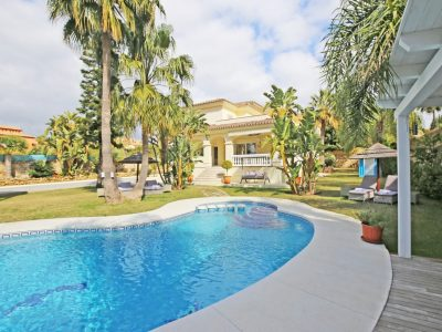 Prestigious Villa in New Golden Mile, Marbella