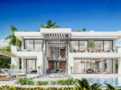 New Luxury Development with Panoramic Sea Views, Estepona, Marbella