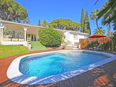 Beautiful Andalusian Style Villa in the Golf Valley, Marbella