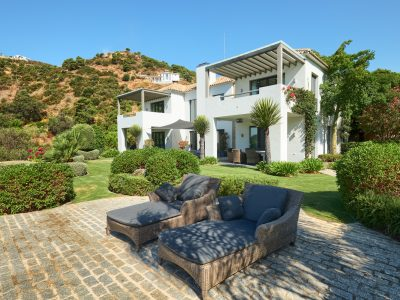 Contemporary Top Quality Villa in Monte Mayor, Benahavis, Marbella