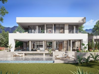 Exquisite Modern Design Villa in La Cala Golf Resort, East Marbella