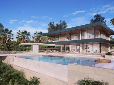 Delightful Contemporary Villa in the Hills of La Quinta, Benahavis, Marbella