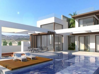 Contemporary Villa in a Prestigious Area in Estepona, Marbella