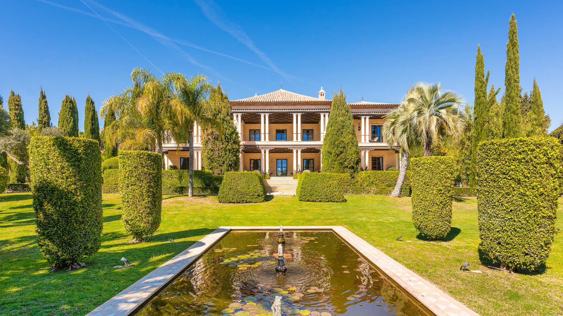 Villa Botello, Golden Mile, Marbella