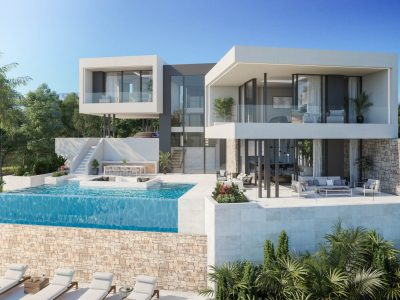 Exquisite and Modern Design Villa in La Cala Golf, Marbella