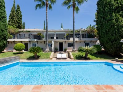 Partly Renovated Villa with Mature Gardens, Benahavis, Marbella