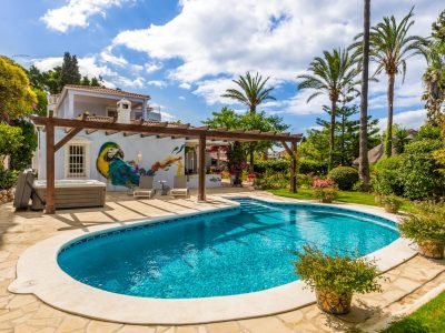 Beautiful Family Villa in Marbella Centre