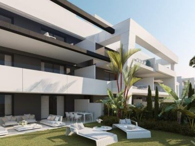 Appartement dans un complexe unique à New Golden Mile, Estepona