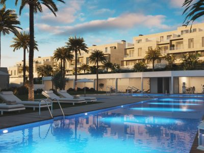 Modern Apartment in Exclusive Residential Complex, Estepona