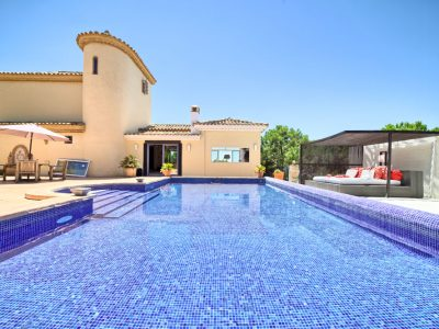 Classical Style Villa with Panoramic Seaviews, Estepona, Marbella