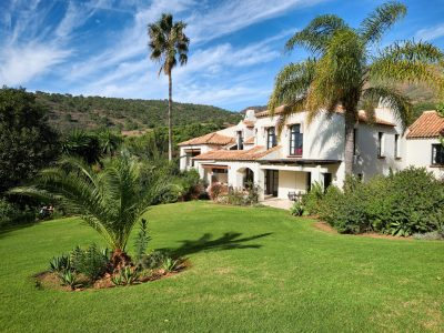 Spacious Country Home in Casares, West Marbella
