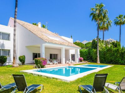 Villa Juliana, Luxury Villa for Rent in Puerto Banus, Marbella