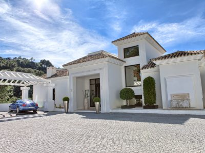Contemporary Luxury Villa in La Zagaleta, Marbella