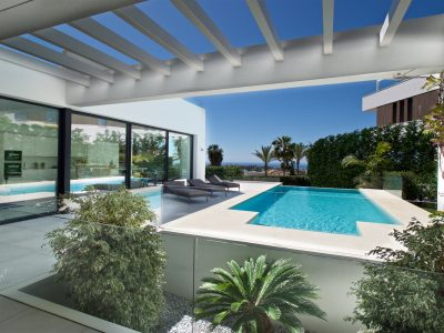Villa Alenza, Luxury Villa for Rent in La Alqueria, Marbella