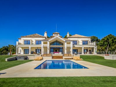 Spectacular and Unique Quality Villa in La Zagaleta, Marbella
