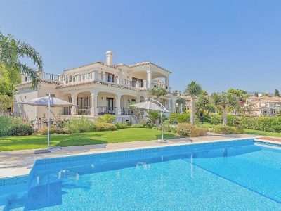 Luxury Villa in Benahavis, Marbella