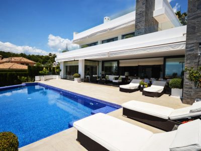 Moderne villa in Marbella Golden Mile