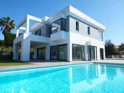 New Built Contemporary Villa in Marbella East