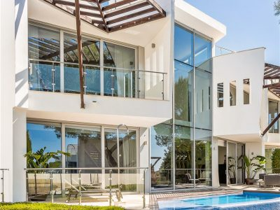 Fantastic Semi Detached Villa in the Most Exclusive Area of Marbella