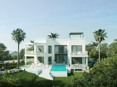 Fabulous Off Plan Modern Villa in East Marbella