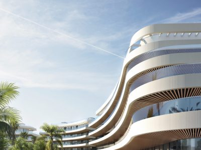 Cutting Edge Design Apartment with Sea views, Marbella East