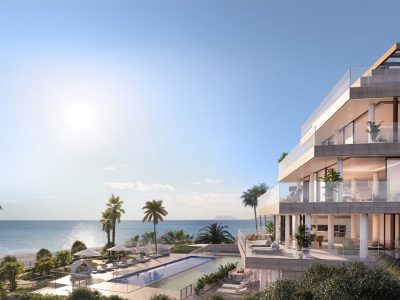 Modern Exclusive Apartment in New Golden Mile, Marbella