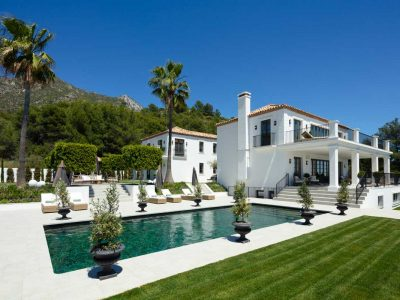 Villa Bermeja, Luxury Villa to rent in Golden Mile, Marbella