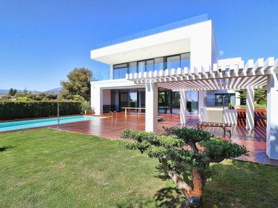 New Build Modern Villa in Nueva Andalucia, Marbella