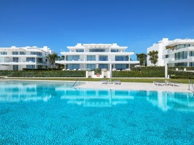 Modern Ground Floor Apartment in New Golden Mile, Marbella