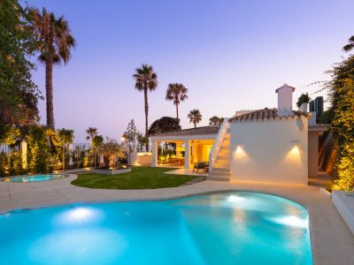 Villa Varo, Luxury Villa to rent in Golden Mile, Marbella
