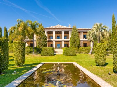 Sumptuous Italian style Estate, Golden Mile, Marbella