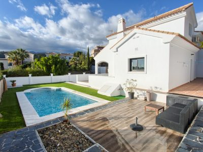 Renovated Contemporary Villa in New Golden Mile, Estepona