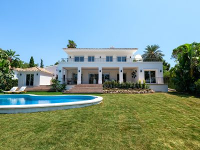 Fully Renovated Quality Villa in Guadalmina Alta, Marbella