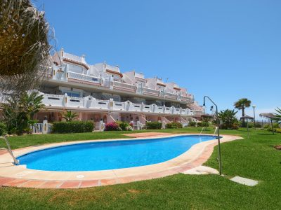 Fully Renovated Beachfront Penthouse in Mijas, Marbella East