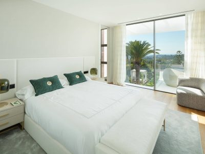 Villa Venere modern sea views villa for holiday rentals in Marbella (9)