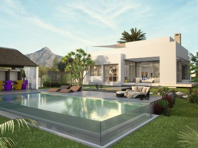 Luxury Villas  in Nueva Andalucia, Marbella