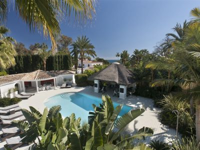 Villa Herrera, Luxury Villa for Rent in Golden Mile, Marbella