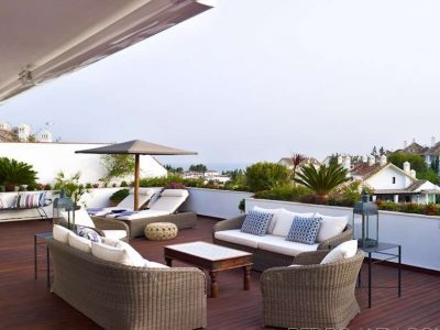 Penthouse for sale in Marbella City & Golden Mile 3