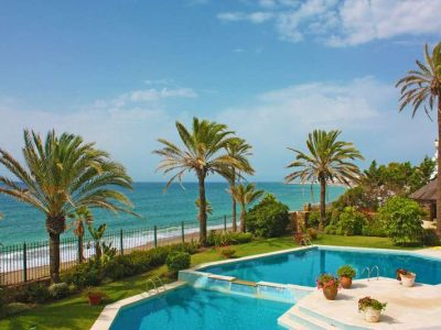 Superb Frontline Beach Property, Golden Mile, Marbella