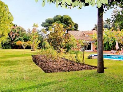 Peaceful beachside home with large plot 5