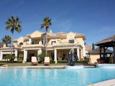 Beautiful Villa with Sea & Mountain Views, Marbella Club Golf Resort