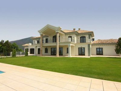 Spectacular New Build Mansion with Panoramic Views, La Zagaleta