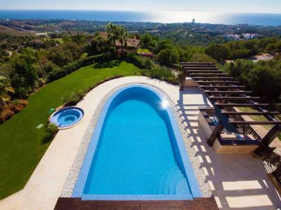 Spectacular 7 Bed New Villa with Panoramic Views, Altos de Los Monteros