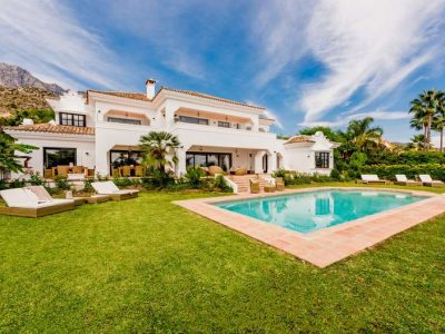 Stunning property in Marbella's most exclusive area 01