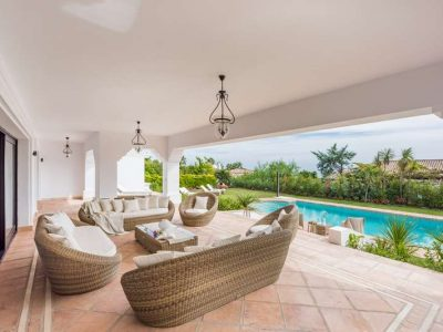 Stunning property in Marbella's most exclusive area 11