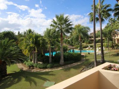 Luxury 1st Floor Apartment, Golf Valley, Marbella