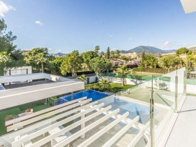Unique Brand New Villa in Golf Valley, Marbella